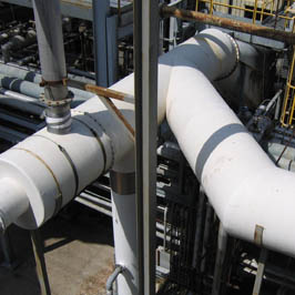 FRP Piping System